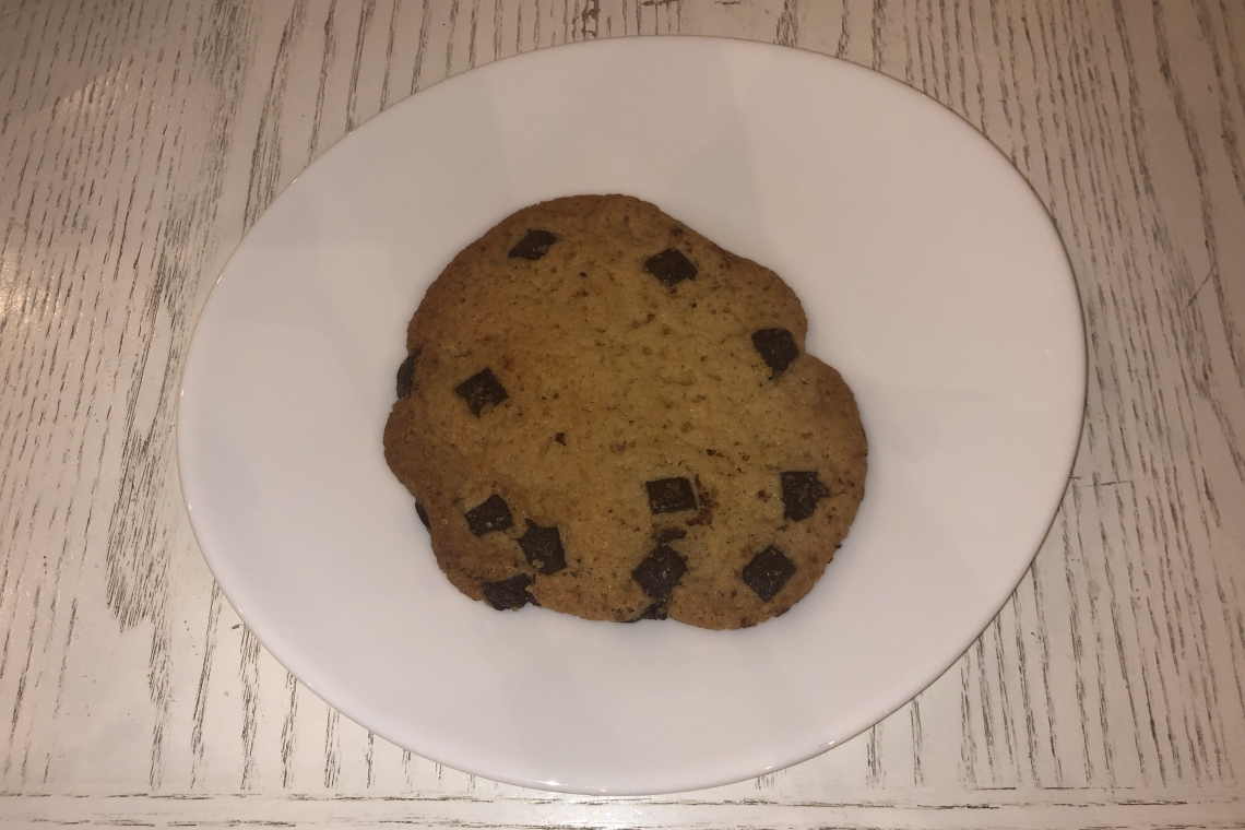Cookies croccanti